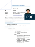 Jireh Mauricio Arambulo 1