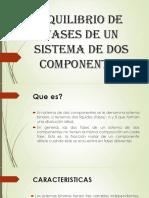 Equilibrio de Fases de Un Sistema de Dos Componentes (3)