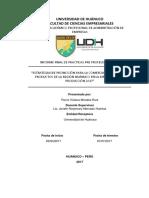 Informe Final Comunicación Organizacional Interna y Desempeño Laboral
