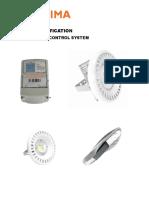 SOLUXIMA Intelligent Lighting System