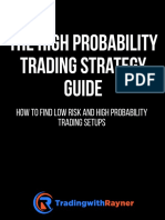 The High Probability Trading Strategy Guide