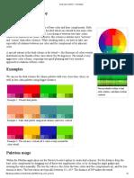 Dual Color Scheme - Colorpedia