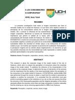 Artículo Científico de Investigación