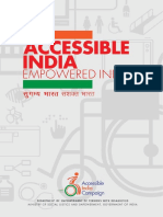 Accessible India Campaign_Brochure