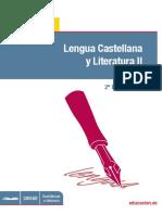 Lengua Castellana y Literatura (2.º Bachillerato)