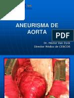VII CMHE Aneurisma Aorta DrVanDyck 220813