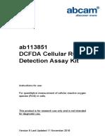 Ab113851 DCFDA - Cellular ROS