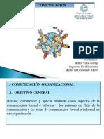 Comunicación2 Organizacional Enfoque Gerencial