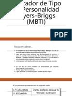 PRUEBA DE PERSONALIDAD Myers-Briggs.pptx