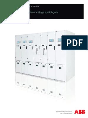 ABB GIS HB 600-05 en.pdf | Electrical Connector | Fuse ... Abb Switchgear Wiring Diagram on