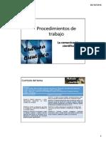 CCI E4 01 Procedimientos de Trabajo