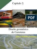 Clases 02 Diseno Geometrico de Carreteras