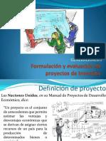 Generalidades de Proyectos