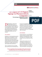 M3D WhitePaper 3D DigitalSignage Pharmaceutical