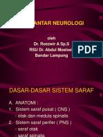 1. PENGANTAR NEUROLOGI