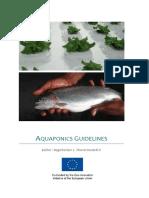 Guidelines Aquaponics 20151112