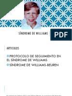 Síndrome de Williams-1