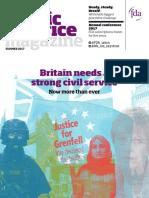 Public Service Magazine - Summer 2017