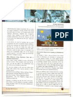 Lead Article in CII-WR Pascheem Publication from Yi Farmers Net