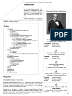 Domingo Faustino Sarmiento - Wikipedia, La Enciclopedia Libre