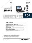Philips DCP750 Service Manual