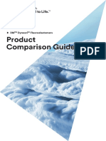 FE Product Comparison Guide En