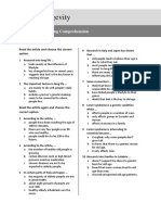 2.Longevity - ReadingComprehension.pdf