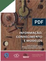 Informacao Conhecimento e Modelos Completa Com Capa