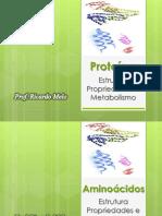 7º Aula - Proteínas