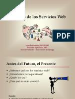 El Futuro Delos Servicios Web