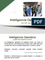Inteligencia Operativa en la PNP