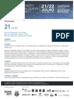 Programa Publico DSPartyAlqueva2017