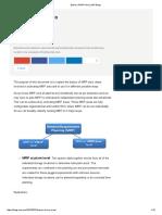 Basics of MRP Area-1