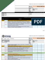 Cronograma Instalaciones Industriales P-4301 Diurno 2
