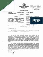Pryce Properties Corp. vs. Sps. Octobre