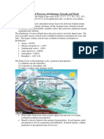 Fluvial Processes and Drainage Networks and Floods