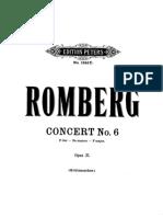 Romberg, Bernhard - Cello Concerto No.6, Op.31 (pf score and solo cello part).pdf