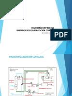 Ingenieria Unidades de Deshidratacion de Gas Natural