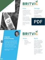 Britvic Case Study