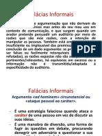 Falácias Informais 11º A e B.ppt