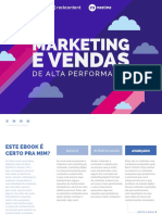 Marketing e Vendas de Alta Performance