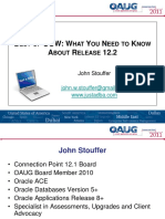 Stouffer-Best of OOW - What You Need to Know About Release 12.2 V1