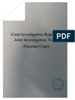 Panama Case JIT Report