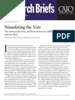 Stimulating the Vote