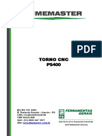 Manual Do Torno- Projeto