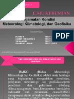 PPT KEBUMIAN KLP 2 V.B BMKG.pptx