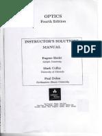 81464563 Hecht Optics 4ed Solution Manual SOLUCIONARIOS.net