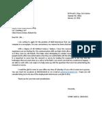 APP letter 2.0
