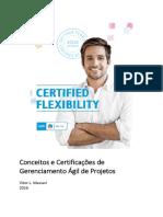 Conceitos e Certificações de Gerenciamento Ágil de Projetos EXIN