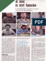 Article dans l'Union 2017
